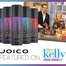 "Joico InstaTint Featured on ""Live with Kelly"""