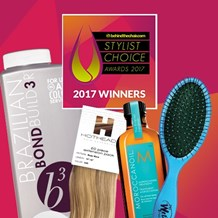 Try These Stylist Choice Awards Winners at Paramount Beauty
