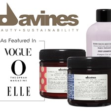 Davines Featured in Elle, Vogue, and O, The Oprah Magazine