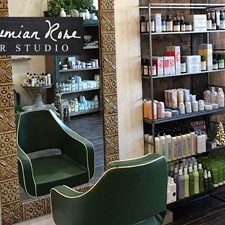 Salon Spotlight: Bohemian Rose Hair Studio