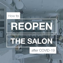 Prepare the Salon Before Reopening After COVID-19