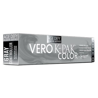 Vero K Pak Age Defy Gray Controller Additives